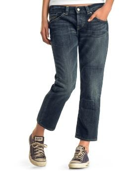 Gap Cropped boyfriend jeans