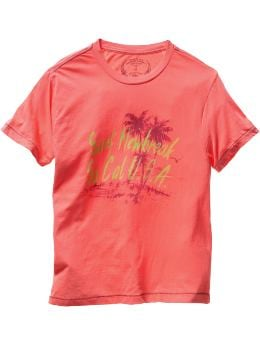 Gap.com: Men: Shop Men's Styles: Ts: Graphic Ts:Summer graphic T