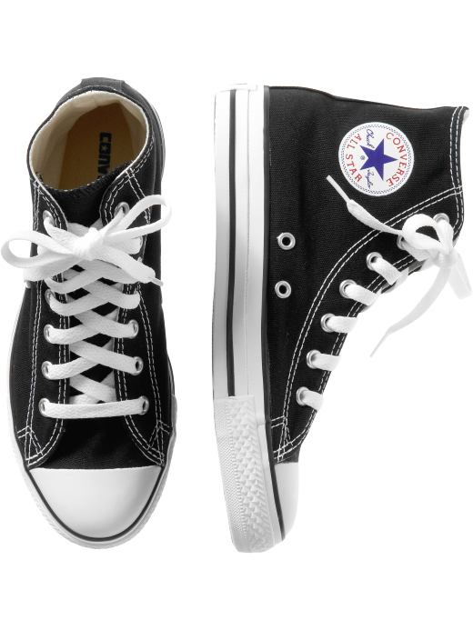 Kids Clothing: Boys Clothing: Converse® All Star® hi-top: Converse® Shoes & Socks | Gap :  boys shoes converse