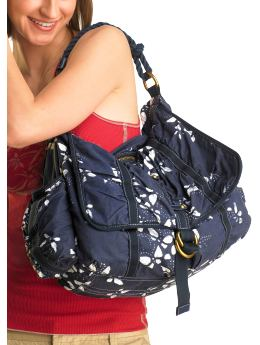 Gap.com: Women: Shop Women's Styles: Bags by Collection: Rope:Printed canvas rope hobo :  handbag purse gap canvas