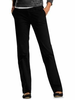 Gap.com: Women: Shop Women's Styles: Black is Back:Straight original low rise pinstripe pants :  pants gap casual pants womens sportswear