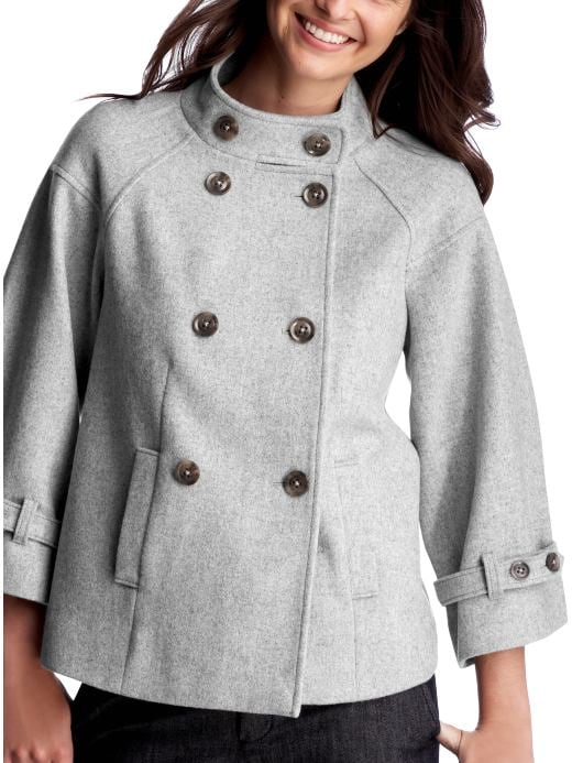 Women's Clothing: Women's Clothing: Swing coat: Outerwear New Arrivals | Gap