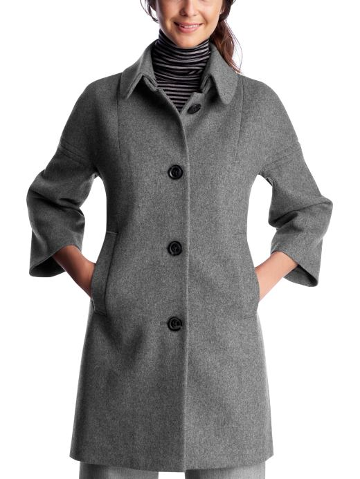 Women's Clothing: Women's Clothing: Parisian coat: See All Styles Clean & Chic | Gap
