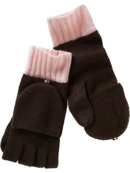 Gap.com: Women: Gloves:Convertible glove :  woman women accessory glove