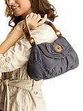Gap Trapunto satchel