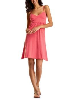 Gap.com: Women: Shop Women's Styles: Cross-back empire dress: Dresses: New Arrivals from gap.com