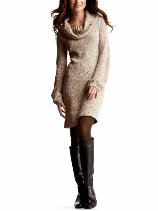 Women: Womens: Cowl neck sweater dress: Dresses: Dresses | Gap from gap.com