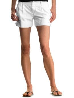 Gap.com: Women: Women: Clean roll-up shorts: Cropped Pants: Capris :  womens shorts gap clean women