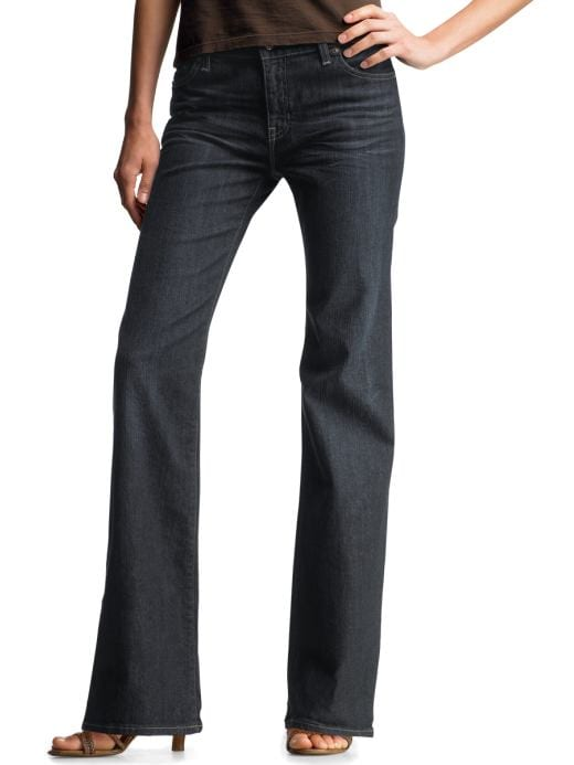 Women's Clothing: Women's Clothing: Essential jeans: Essential Jeans | Gap :  trouser dark denim women