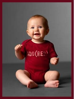 Gap.com: babyGap: Newborn: babyGap (PRODUCT) RED™ bodysuit: Bodysuits :  bodysuits bodysuit gap product red