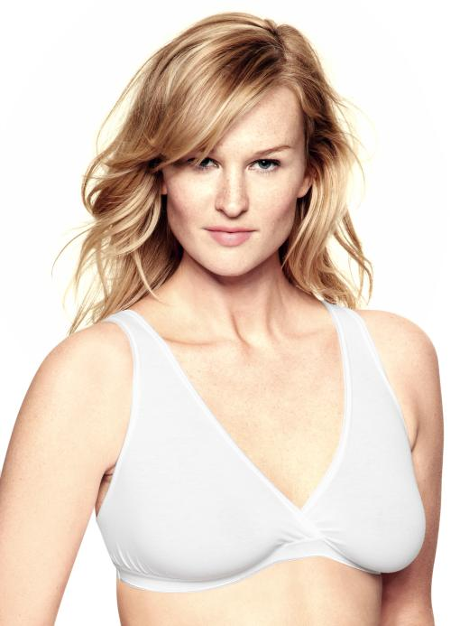 Gap White Medela Nursing Sleep Maternity Womens Bra