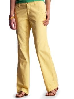 Women: Womens: Sunkissed khakis (brights): The It List | Gap :  chic multi colors buy khakis