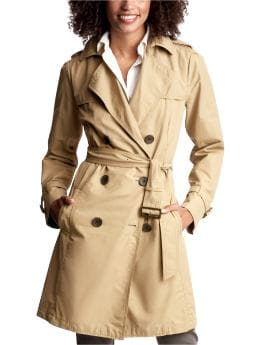 Classic trench coat | Gap :  formal fall trench coat cute