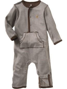Gap.com: babyGap: Newborn: Striped pima modal one-piece: One-Pieces :  striped newborn striped pima modal one-piece newborn onepieces