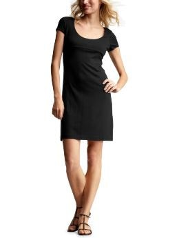Gap.com: Women: Womens: Knit scoopneck dress: Dresses: New Arrivals