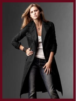 Women: Womens: Gap (PRODUCT) RED™ resin trench coat: (PRODUCT) RED™: Outerwear | Gap :  coat womens jackets gap trench