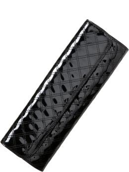 Black, Red or Taupe Patent clutch: Gap.com: Clutches: Handbags