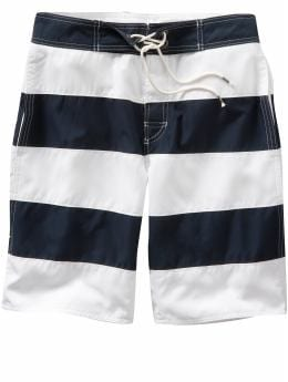 Men's Clothing: Men's Clothing: Rugby board shorts: Swim | Gap from gap.com