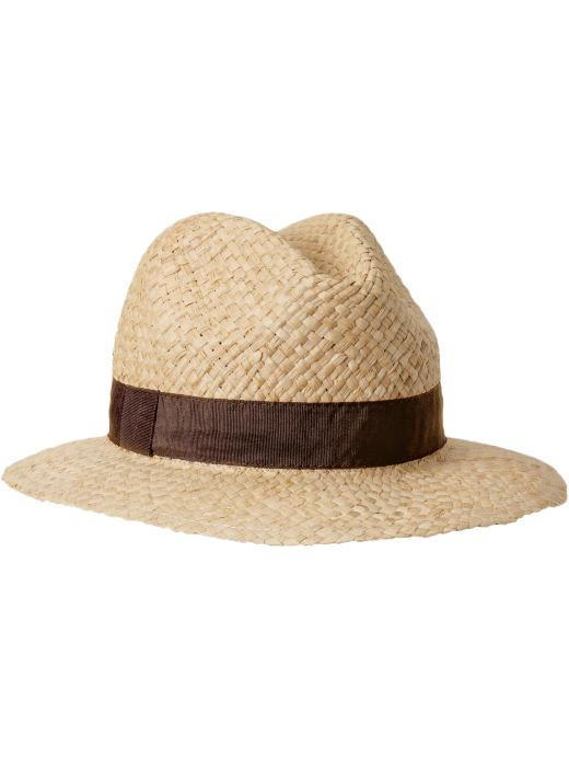 babyGap: Baby Boy: Fedora: Toddler 1-5 yrs: Spring Collection | Gap :  chic straw toddler baby
