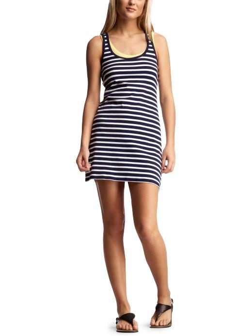 Women's Clothing: Women's Clothing: Striped tank dress: Dresses | Gap