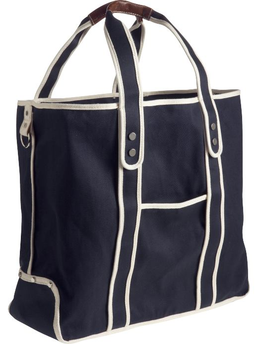 Women: Womens: Twill tote: Accessories: New Arrivals | Gap