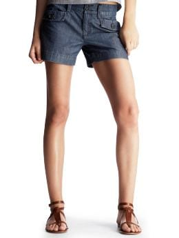 Women's Clothing: Women's Clothing: Denim short shorts: The New Natural | Gap :  fashion the new natural denim shorts