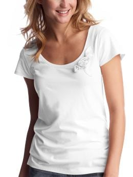Women: Rosette T - optic white