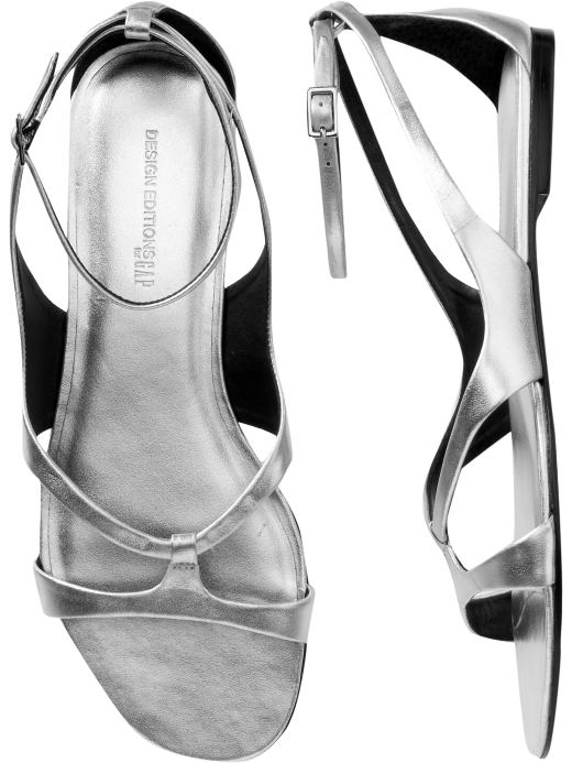 Women's Clothing: Women's Clothing: Sandal flats: Design Editions Shoes | Gap