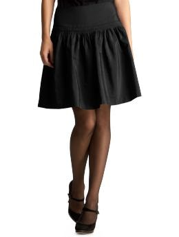Women's Clothing: Women's Clothing: Taffeta mini-pleat skirt: Bottoms New Arrivals | Gap