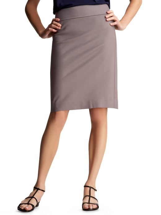 Women's Clothing: Women's Clothing: New pencil skirt: Skirts | Gap :  new pencil skirt pockets pencil skirt seaming