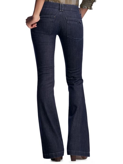 Women's Clothing: Women's Clothing: Button-tab wide leg jeans: Limited Edition Jeans | Gap