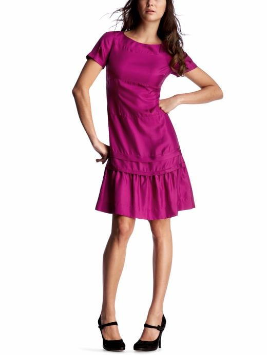 Women's Clothing: Women's Clothing: Jewel-toned dress: Dresses European Collection | Gap from gap.com