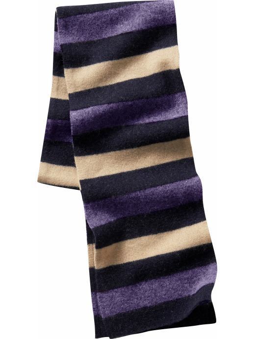 Men: Men: 3-color striped scarf: Cold Weather Sale | Gap :  gap mens scarf accessories