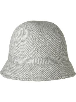 Women's Clothing: Women's Clothing: Herringbone bucket hat: Accessories New Arrivals | Gap