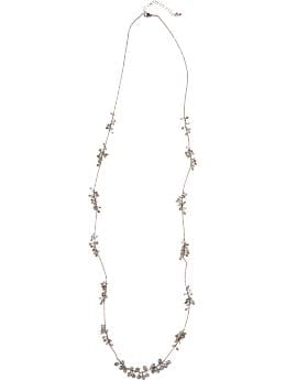 Women's Clothing: Women's Clothing: Long multi-beaded necklace: See All Styles Party Looks | Gap from gap.com