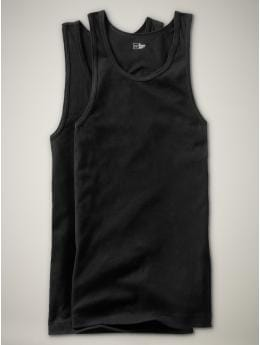 Ribbed tank (2 pack) from gap.com