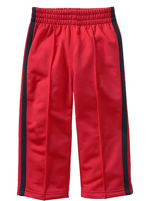 Gap Baby Red Tricot Sport Pants