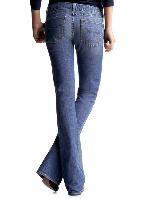 Gap Petite/Tall Womens Light Sexy Boot Jeans Size 0 2 4 6 8 10 12 14 16 18 20