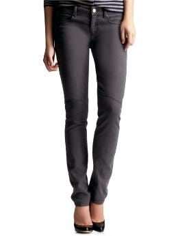 Always skinny charcoal riding jeans: Gap