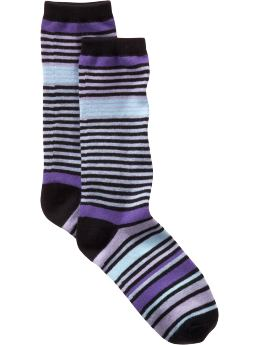 Women's Clothing: Women's Clothing: Striped socks: Accessories New Arrivals | Gap :  blue polyester clothing womens clothing