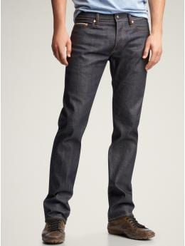 Selvage skinny fit jeans from gap.com