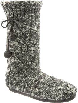 Slipper booties from gap.com