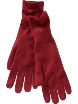 Women's Clothing: Women's Clothing: Sweater gloves: Out on the Town 24-7 Cozy Chic | Gap :  cold weather accessory womens clothing womens
