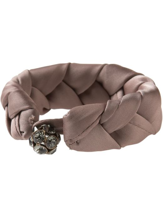 Women's Clothing: Women's Clothing: Braided jewel bracelet: Jewelry Jewelry & Headbands | Gap from gap.com