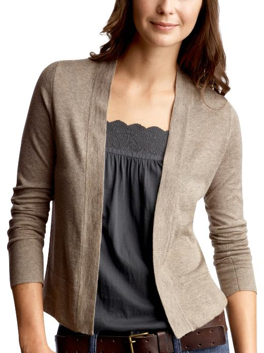 Gap Open Cardigan