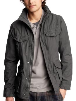 Men's Trooper jacket from gap.com