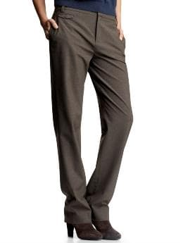 Boy fit pants | Gap :  pants viscose slant pockets polyester