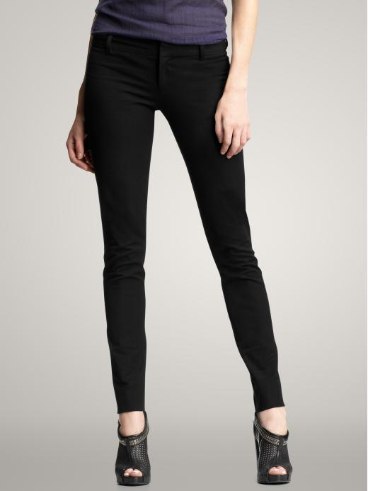 Gap Really skinny pants