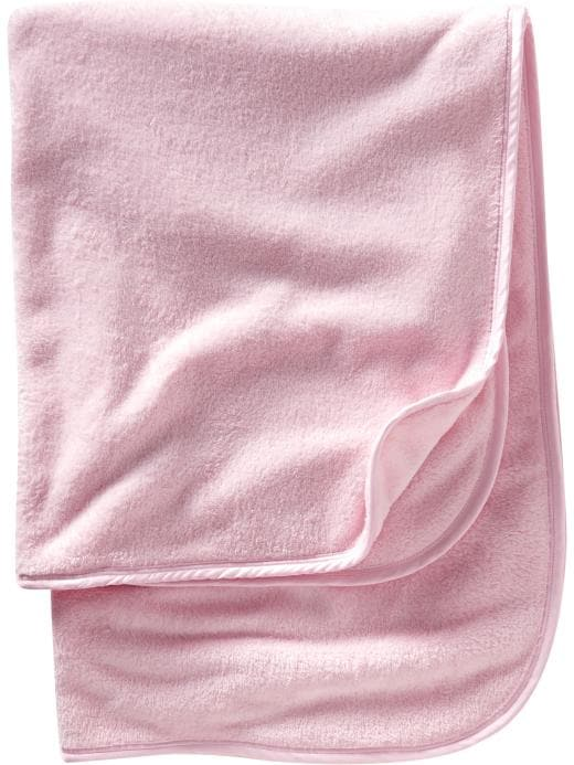 Gap First Baby Blanket - pink