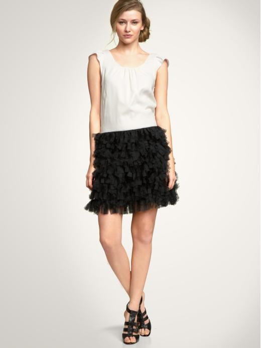 Gap Tiered tulle dress